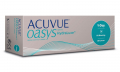линза контактная Acuvue Oasys with Hydraluxe №30
